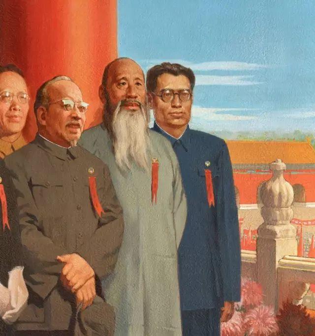 《开国大典》油画,背后故事鲜为人知插图21