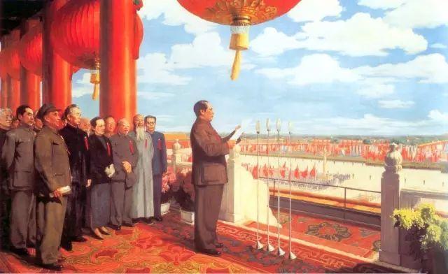 《开国大典》油画,背后故事鲜为人知插图27