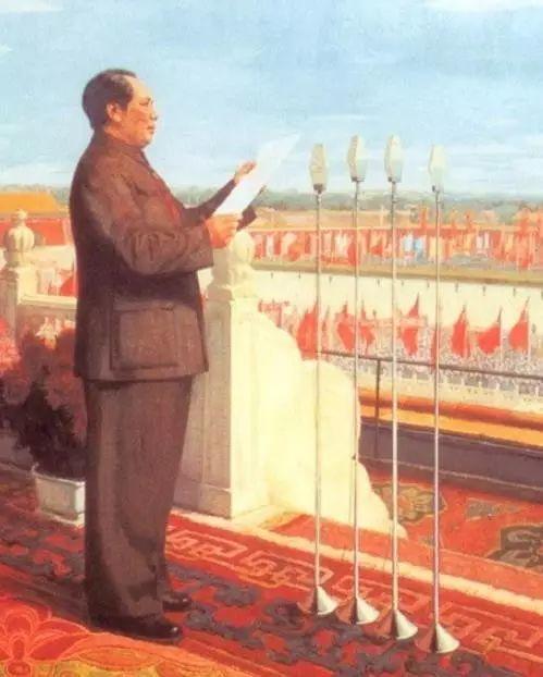 《开国大典》油画,背后故事鲜为人知插图31