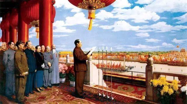 《开国大典》油画,背后故事鲜为人知插图35
