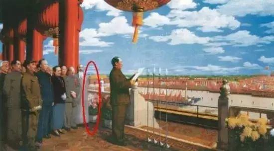 《开国大典》油画,背后故事鲜为人知插图37