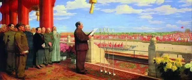《开国大典》油画,背后故事鲜为人知插图39