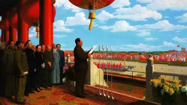 《开国大典》油画,背后故事鲜为人知插图45
