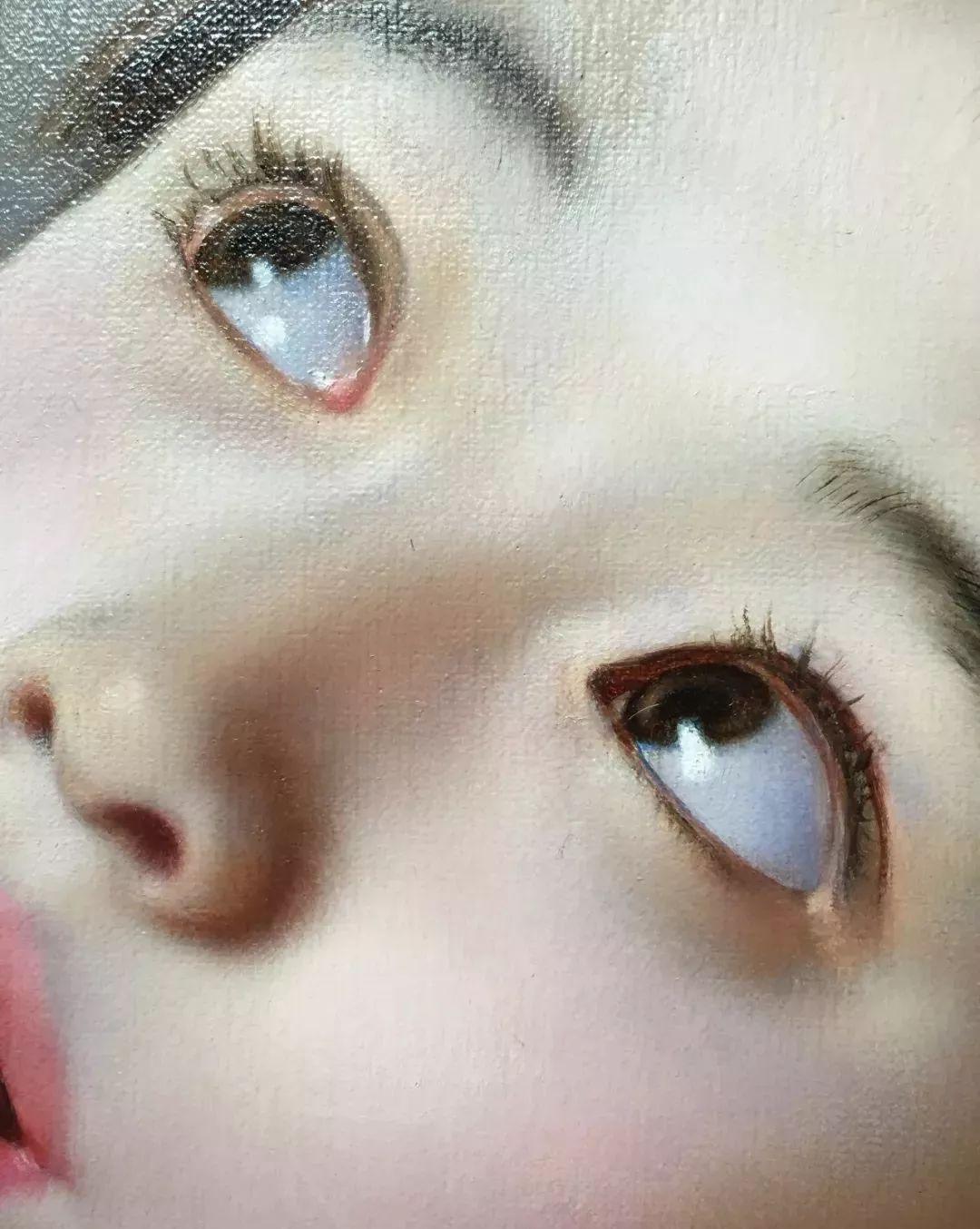 35年专注画青春美少女,最贵画作卖708万插图39