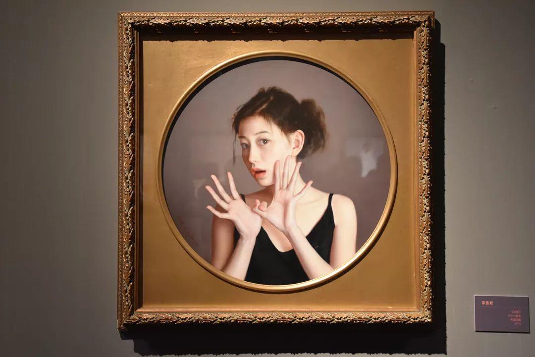 35年专注画青春美少女,最贵画作卖708万插图53