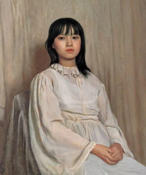 35年专注画青春美少女,最贵画作卖708万插图105