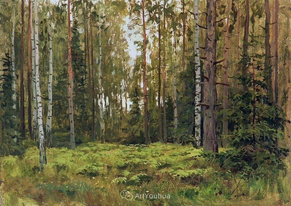 风景油画 俄罗斯画家Rem Saifulmulukov插图41