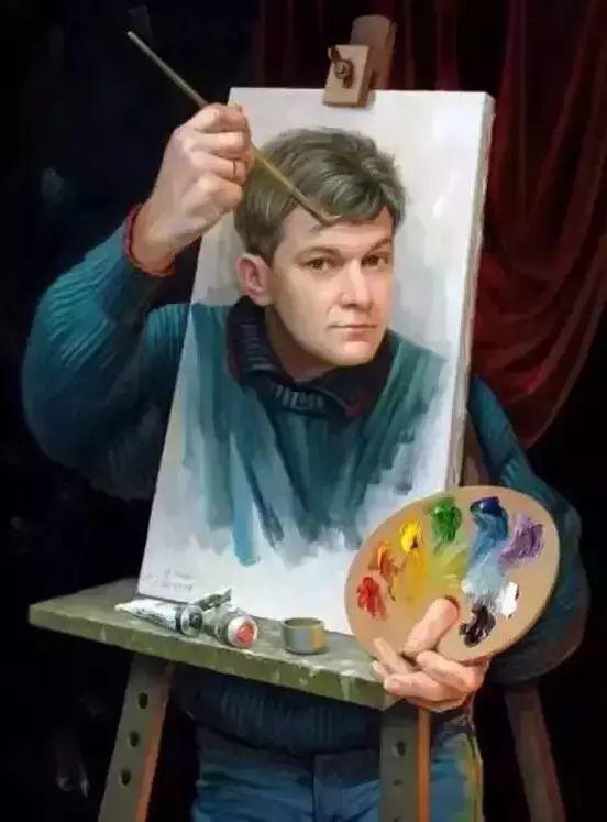 双重视错觉绘画艺术——奥列格·舒皮克作品欣赏插图7