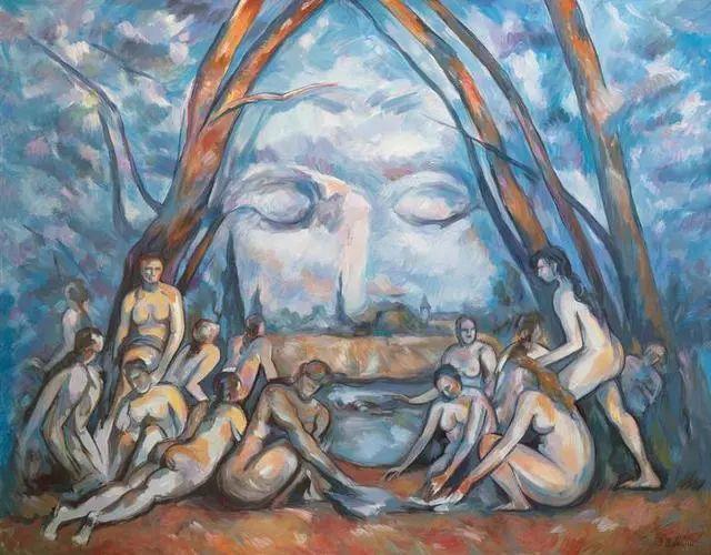 双重视错觉绘画艺术——奥列格·舒皮克作品欣赏插图31