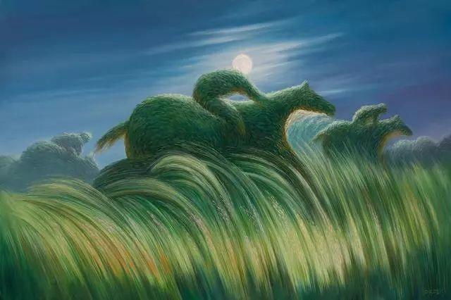 双重视错觉绘画艺术——奥列格·舒皮克作品欣赏插图41