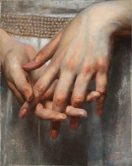 手是人的第二张脸,承载着人奋斗一生的痕迹插图17