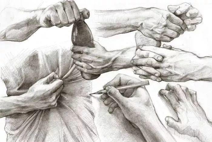 手是人的第二张脸,承载着人奋斗一生的痕迹插图67