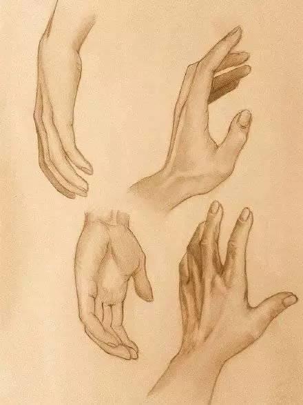 手是人的第二张脸,承载着人奋斗一生的痕迹插图69