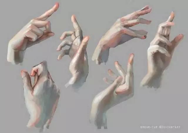手是人的第二张脸,承载着人奋斗一生的痕迹插图71