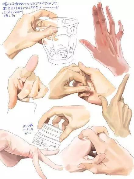 手是人的第二张脸,承载着人奋斗一生的痕迹插图72