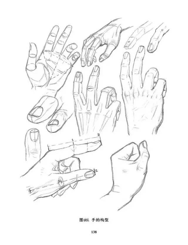 手是人的第二张脸,承载着人奋斗一生的痕迹插图79