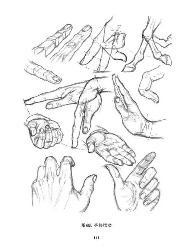手是人的第二张脸,承载着人奋斗一生的痕迹插图82