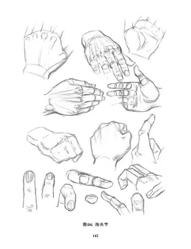 手是人的第二张脸,承载着人奋斗一生的痕迹插图83