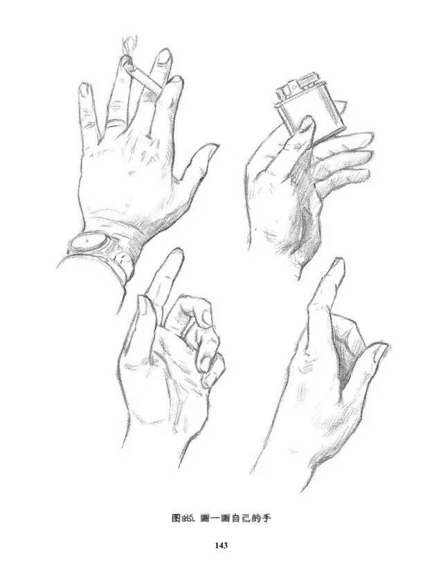 手是人的第二张脸,承载着人奋斗一生的痕迹插图84