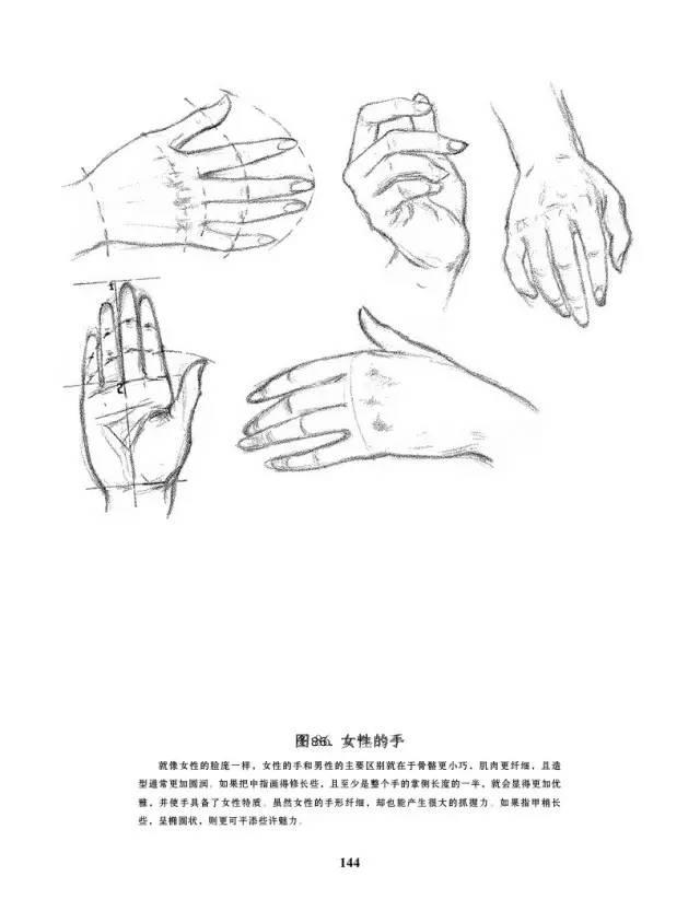 手是人的第二张脸,承载着人奋斗一生的痕迹插图85