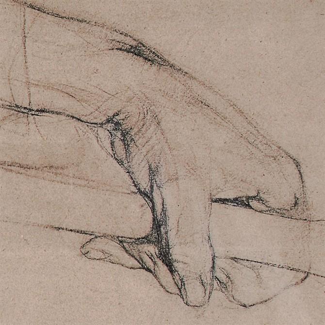 手是人的第二张脸,承载着人奋斗一生的痕迹插图97