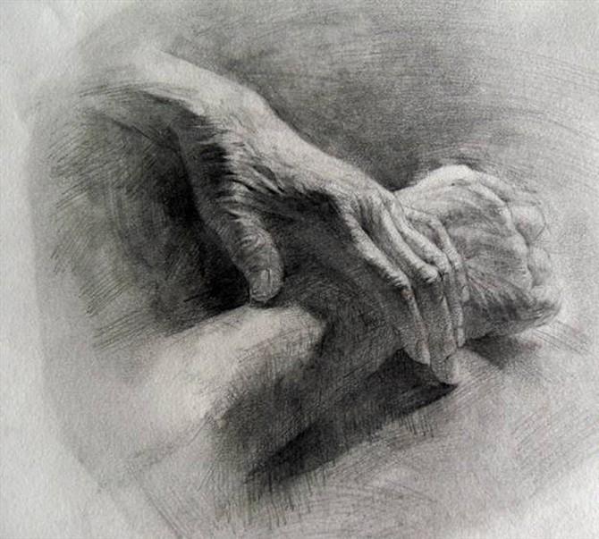 手是人的第二张脸,承载着人奋斗一生的痕迹插图99