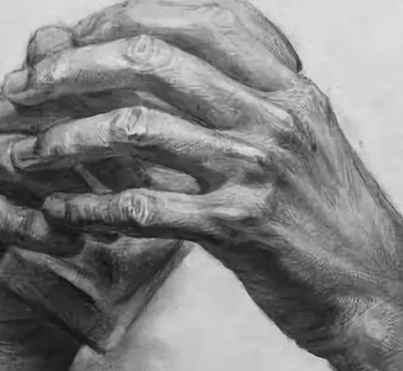 手是人的第二张脸,承载着人奋斗一生的痕迹插图104