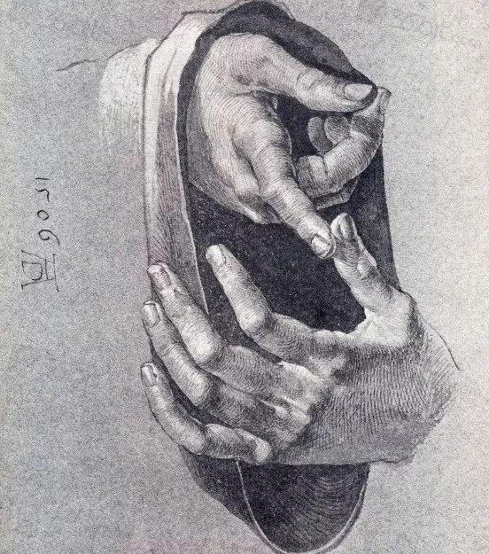 手是人的第二张脸,承载着人奋斗一生的痕迹插图105