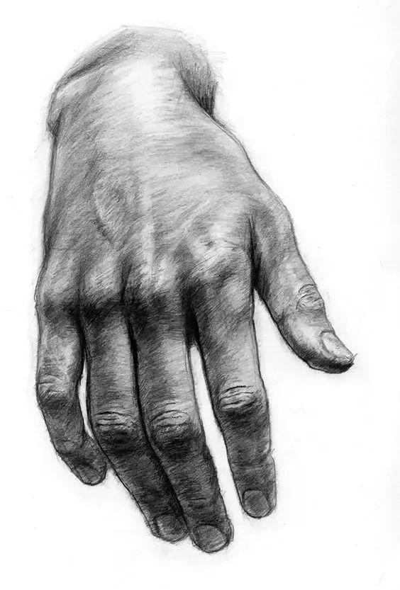 手是人的第二张脸,承载着人奋斗一生的痕迹插图108