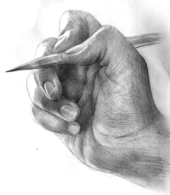 手是人的第二张脸,承载着人奋斗一生的痕迹插图109