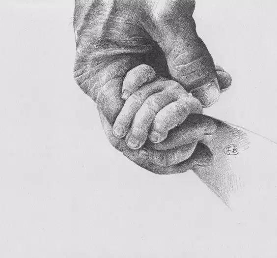 手是人的第二张脸,承载着人奋斗一生的痕迹插图111