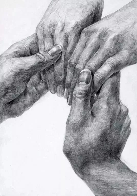 手是人的第二张脸,承载着人奋斗一生的痕迹插图112