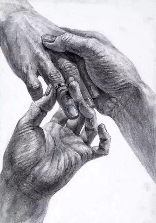 手是人的第二张脸,承载着人奋斗一生的痕迹插图113