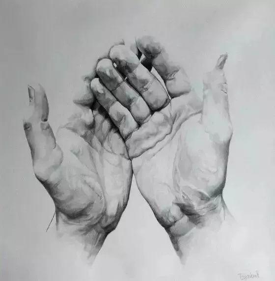 手是人的第二张脸,承载着人奋斗一生的痕迹插图115
