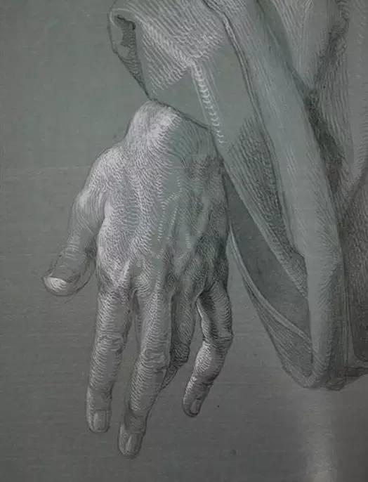 手是人的第二张脸,承载着人奋斗一生的痕迹插图116