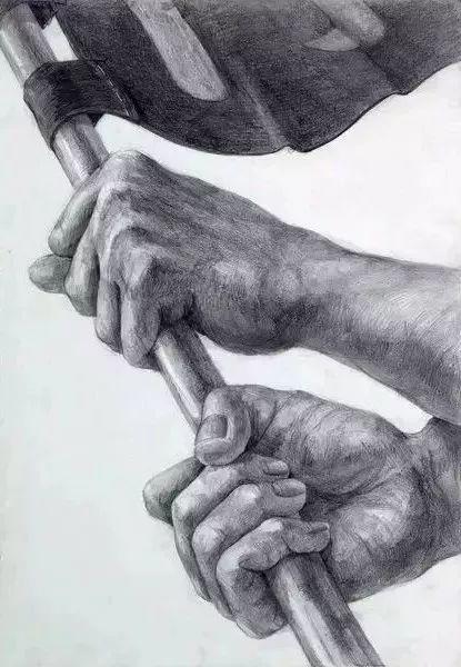手是人的第二张脸,承载着人奋斗一生的痕迹插图118