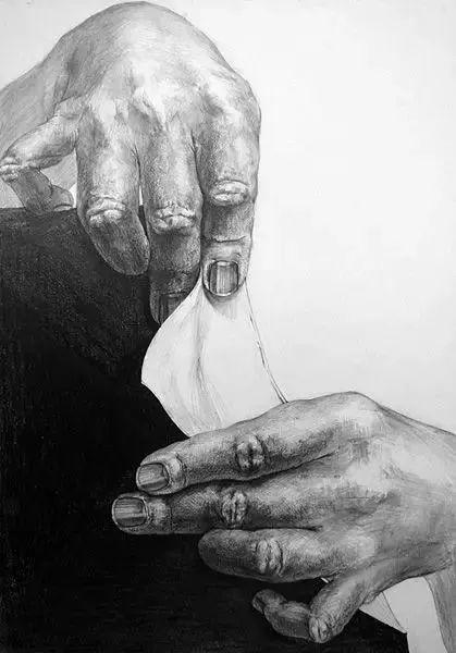 手是人的第二张脸,承载着人奋斗一生的痕迹插图119