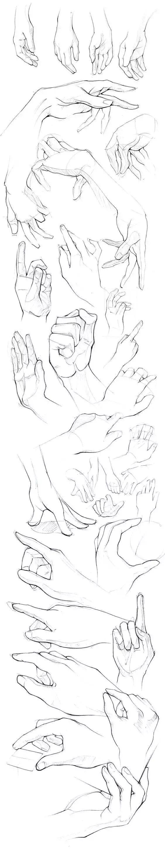 手是人的第二张脸,承载着人奋斗一生的痕迹插图123