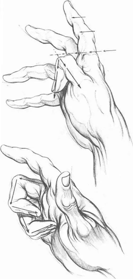 手是人的第二张脸,承载着人奋斗一生的痕迹插图124