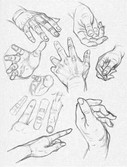 手是人的第二张脸,承载着人奋斗一生的痕迹插图125