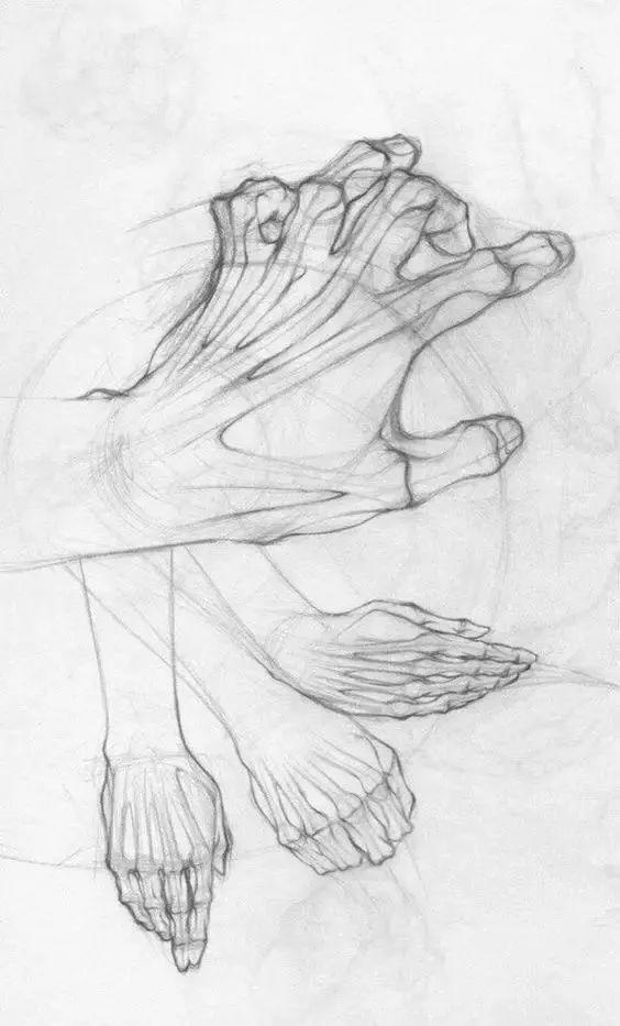 手是人的第二张脸,承载着人奋斗一生的痕迹插图126
