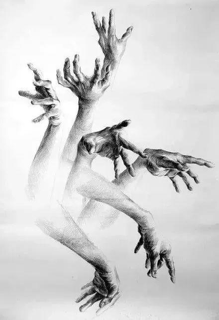 手是人的第二张脸,承载着人奋斗一生的痕迹插图127