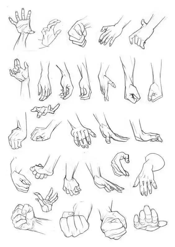 手是人的第二张脸,承载着人奋斗一生的痕迹插图129