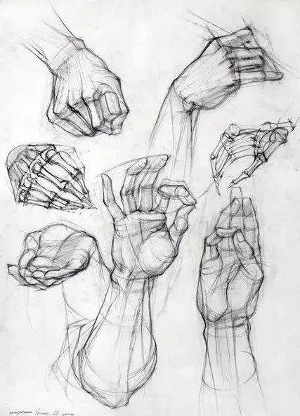 手是人的第二张脸,承载着人奋斗一生的痕迹插图131