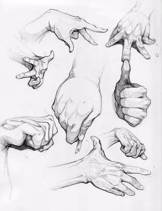 手是人的第二张脸,承载着人奋斗一生的痕迹插图133