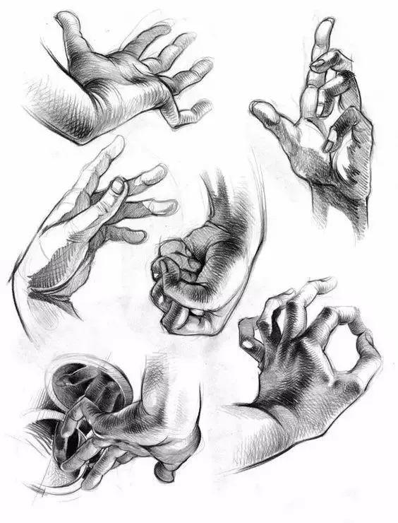 手是人的第二张脸,承载着人奋斗一生的痕迹插图134
