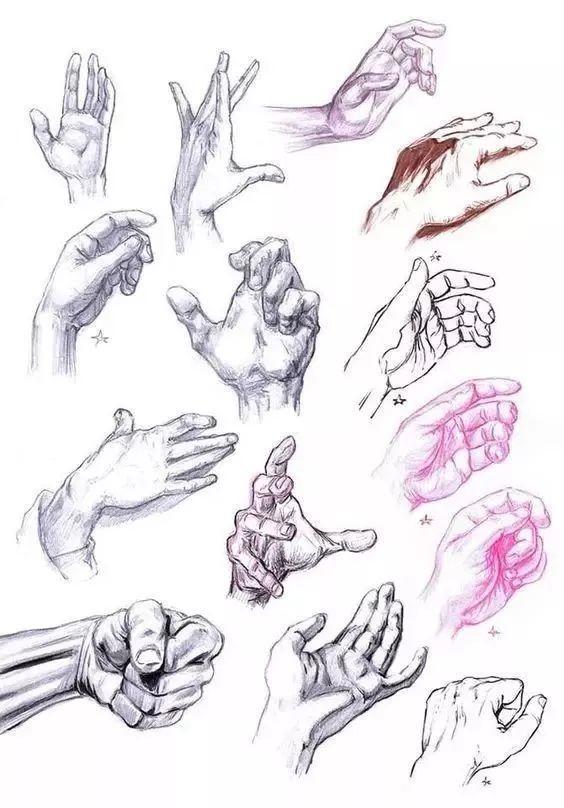 手是人的第二张脸,承载着人奋斗一生的痕迹插图136