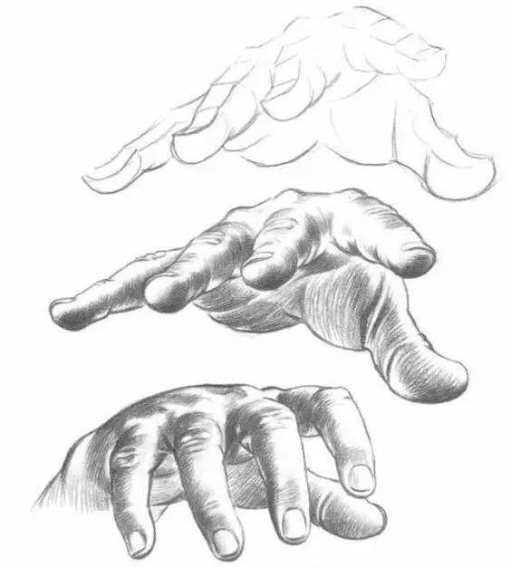 手是人的第二张脸,承载着人奋斗一生的痕迹插图137