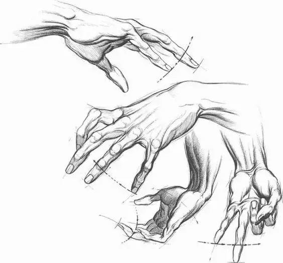 手是人的第二张脸,承载着人奋斗一生的痕迹插图138