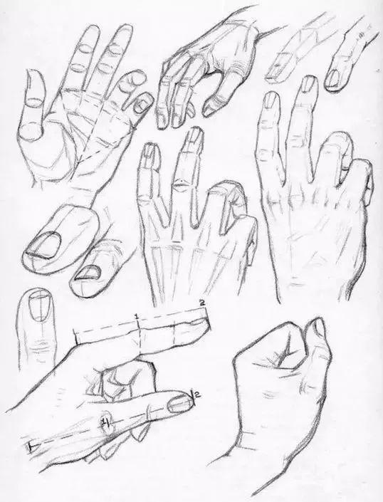 手是人的第二张脸,承载着人奋斗一生的痕迹插图139